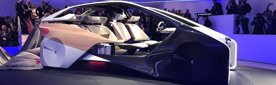 9 примечательных концептов автомобилей 2017 года