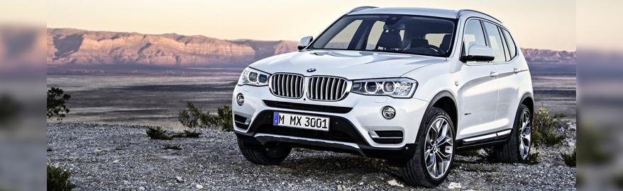 Стали известны российские цены на BMW X3