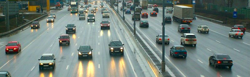 Движение на участке Калужского шоссе ограничат на год