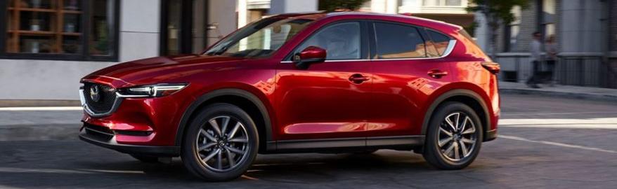 Обзор и тест-драйв 2017 Mazda CX-5