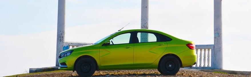 С начала года продажи Lada в Европе выросли на 52%