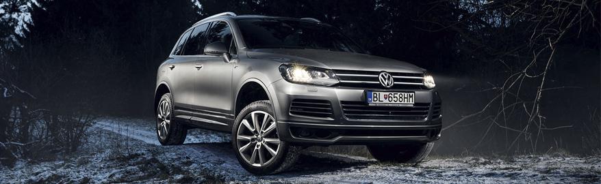 VW приостановил сборку в России кроссовера Touareg