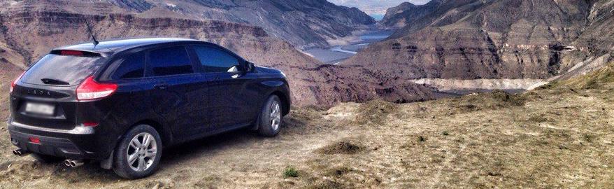 Продажи Lada Xray впервые показали падение