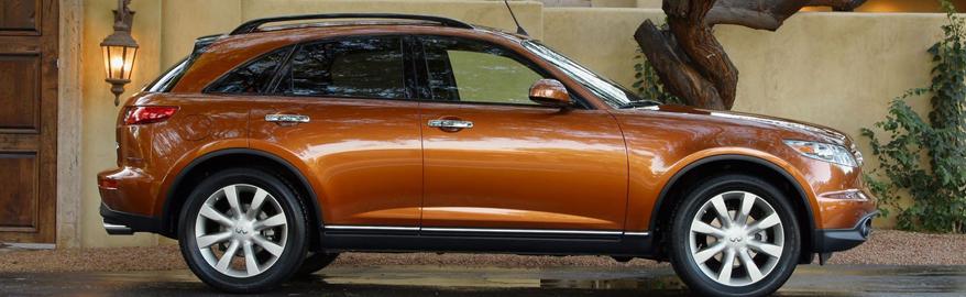Infiniti отзывает в России более 8 тысяч автомобилей