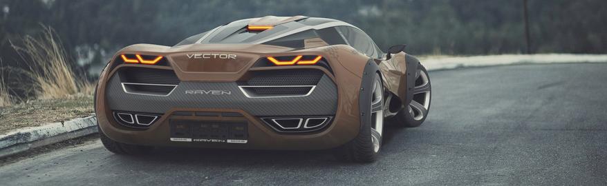 Новый 1000-сильный спорткар из Крыма: подробности проекта