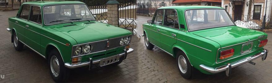 За самые элегантные «Жигули» просят 3 500 000 рублей