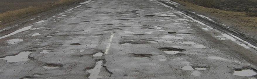 В России будут реже ремонтировать дороги
