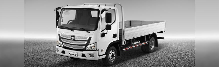 В Россию привезли новый бескапотный грузовик