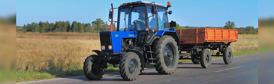 «Собери трактор» — новая забава для туристов в Беларуси