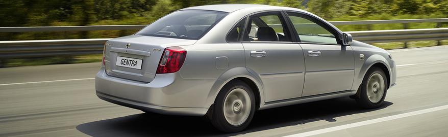 Ravon Gentra (бывший Chevrolet Lacetti) пережил обновление
