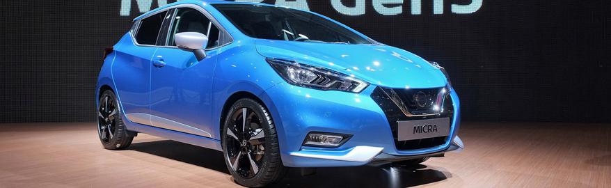 Nissan Micra: новое поколение