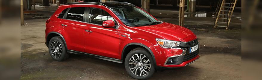 СМИ: после обновления Mitsubishi ASX вернется в Россию