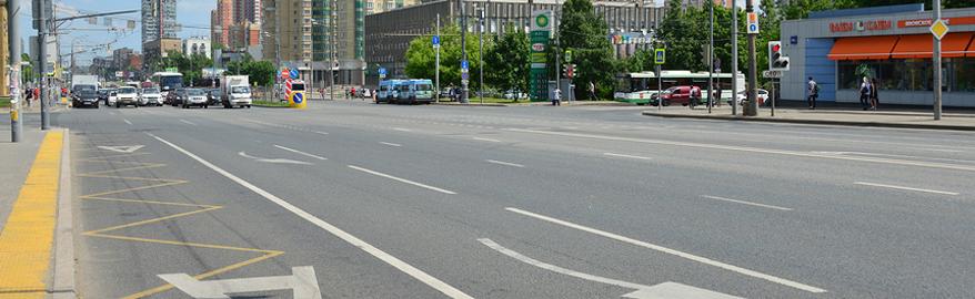 Инвалидов и мотоциклистов отказались пускать на выделенку