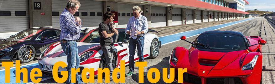 The Grand Tour / Гранд тур 1 сезон 5 серия