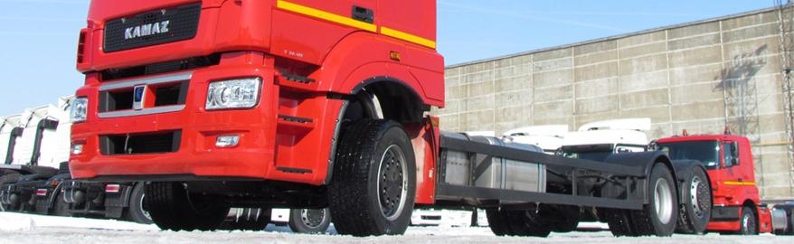На грузовики КАМАЗ начали ставить «ленивцев»
