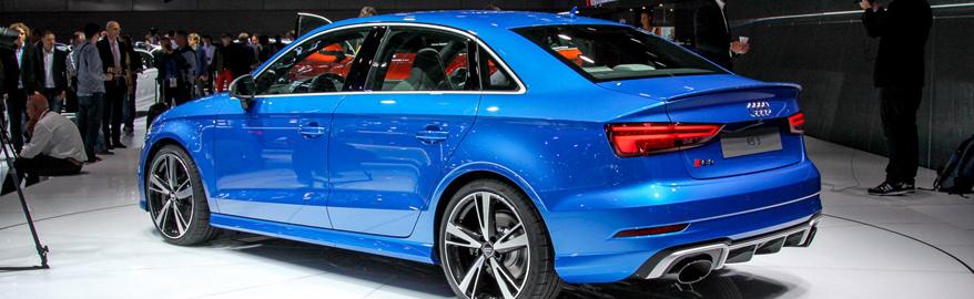 Audi: 400 сил для гольф-класса