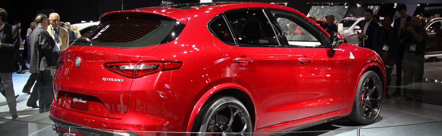Первый кроссовер Alfa Romeo: красавец или чудовище?