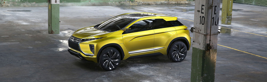 Mitsubishi покажет два новых концепта