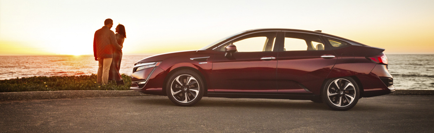 Honda Clarity поможет марке приблизиться к заветной «зелёной» цели