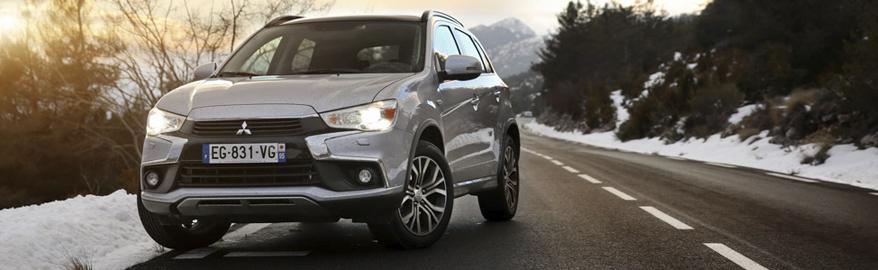 Возвращение Mitsubishi ASX: известны цены и комплектации