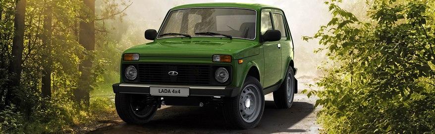 Рассекречен список «юбилейных» доработок Lada 4×4