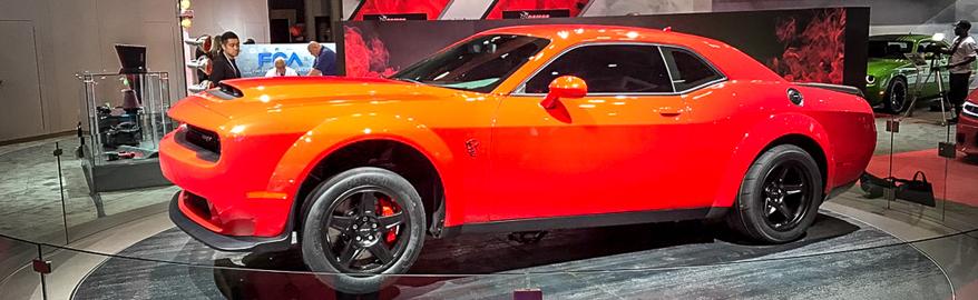 В Америке создали автомобильного «Дьявола»