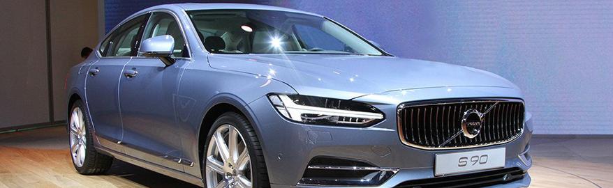 Представлен новый флагман Volvo, или S90 в деталях
