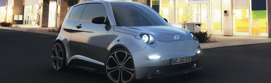 В Германии создали идеальный городской автомобиль за 16 000 евро