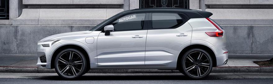 Volvo готовит модель XC20