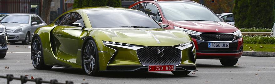 DS — самый зеленый автомобиль 2016 года