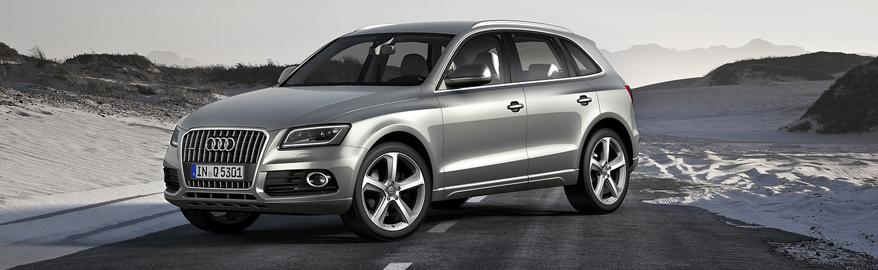 В России отзывают 4857 автомобилей Audi