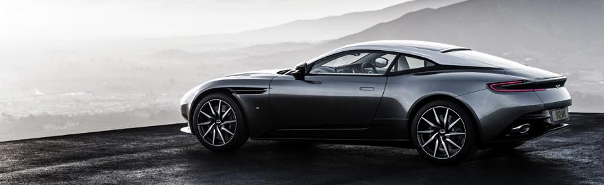Новый Aston Martin: он действительно новый!
