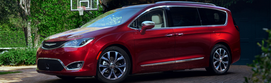 Chrysler: вместо Grand Voyager теперь будет Pacifica