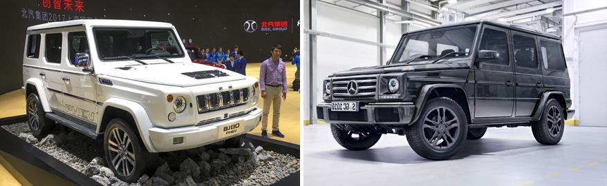 Как китайцы дизайн воруют: подделки на выставке в Шанхае