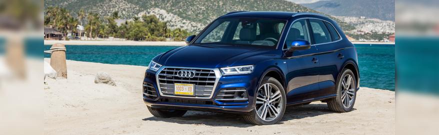 Audi отзывает автомобили из-за посторонних частиц в «охлаждайке»
