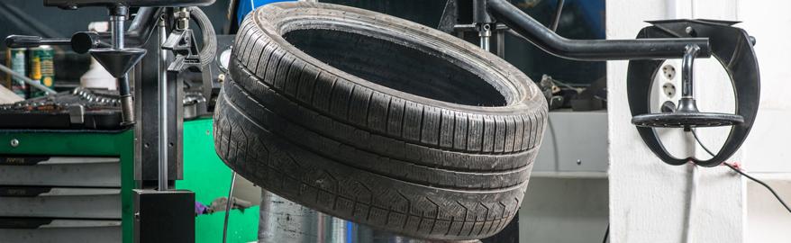 5 причин поменять шины на автомобиле
