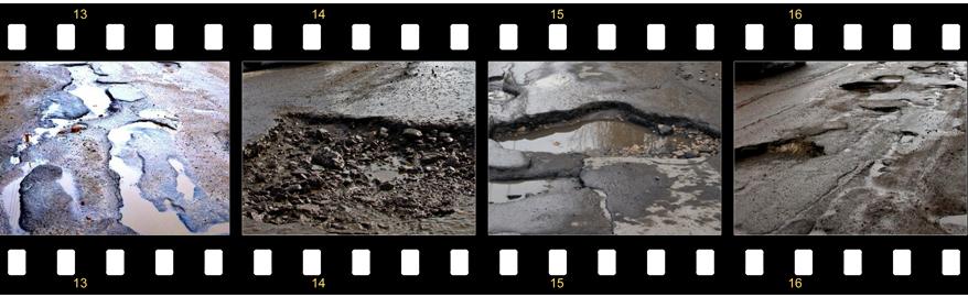 О российских дорогах снимут фильм
