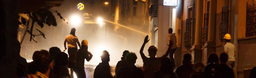 Немедленно разойтись: 6 автомобилей для разгона демонстраций