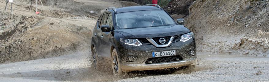 Nissan X-Trail и Qashqai: показаны премиальные версии