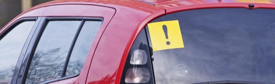 Для начинающих водителей ввели ограничения