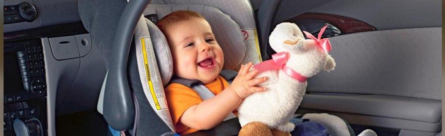 Новые штрафы за нарушения при перевозке детей: уже с 12 мая