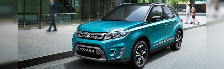 Suzuki отзовет в России внедорожники Grand Vitara