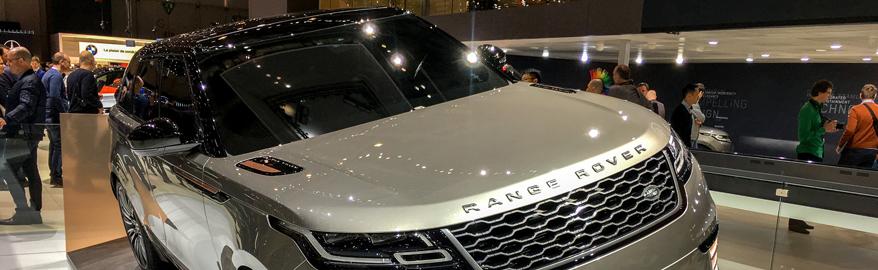 Range Rover удивил новым внедорожником
