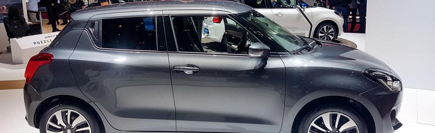 Suzuki выкатила новый Swift, напичканный «японскими сюрпризами»