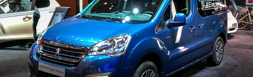 Новый электрокар Peugeot: долгие 19 секунд до «сотни»